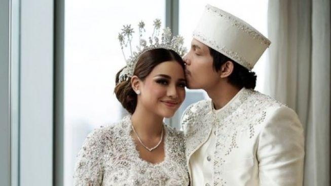 Atta dan Aurel resmi menikah